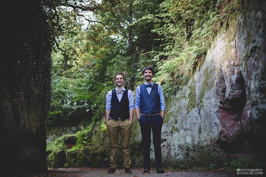 photographe mariage hotel les 3 roses la petite pierre