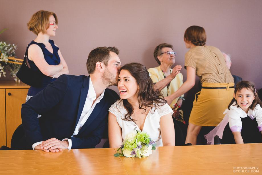 Photographe reportage mariage munster champetre le petit ballon