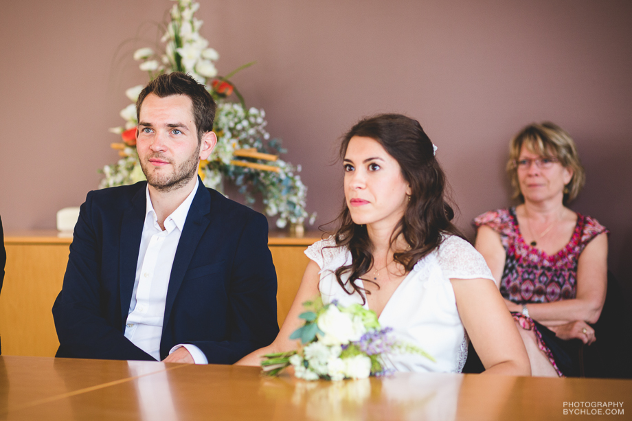 Photographe reportage mariage munster champêtre le petit ballon
