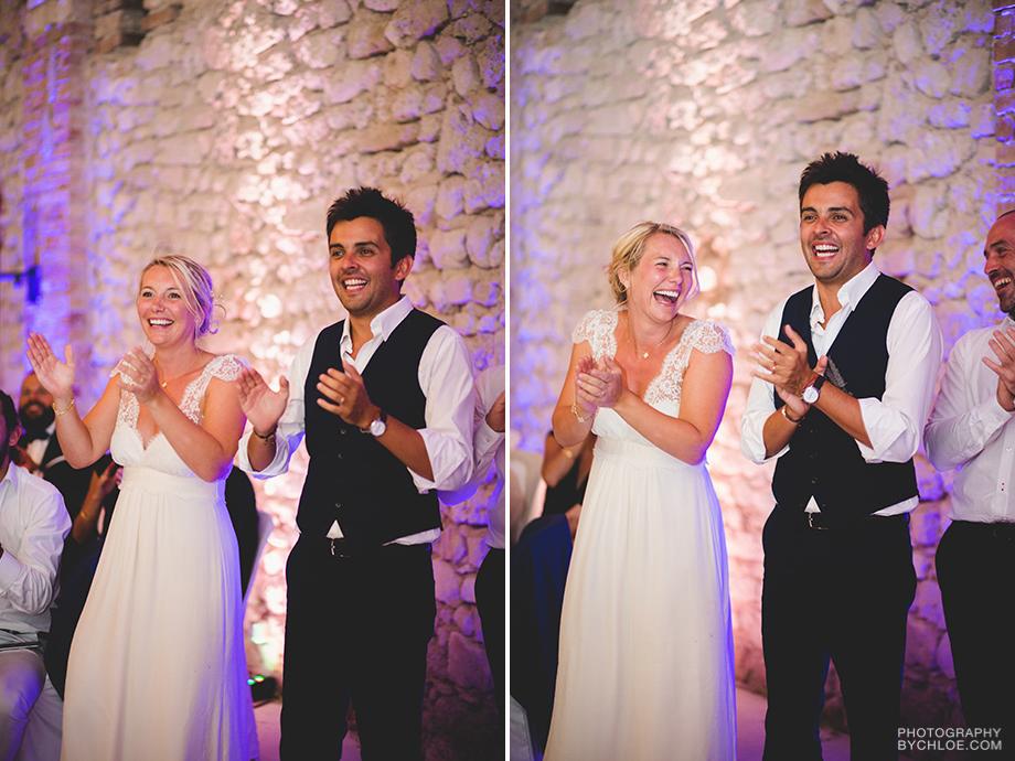 photographe mariage drome domaine de sarson grignan provence fun