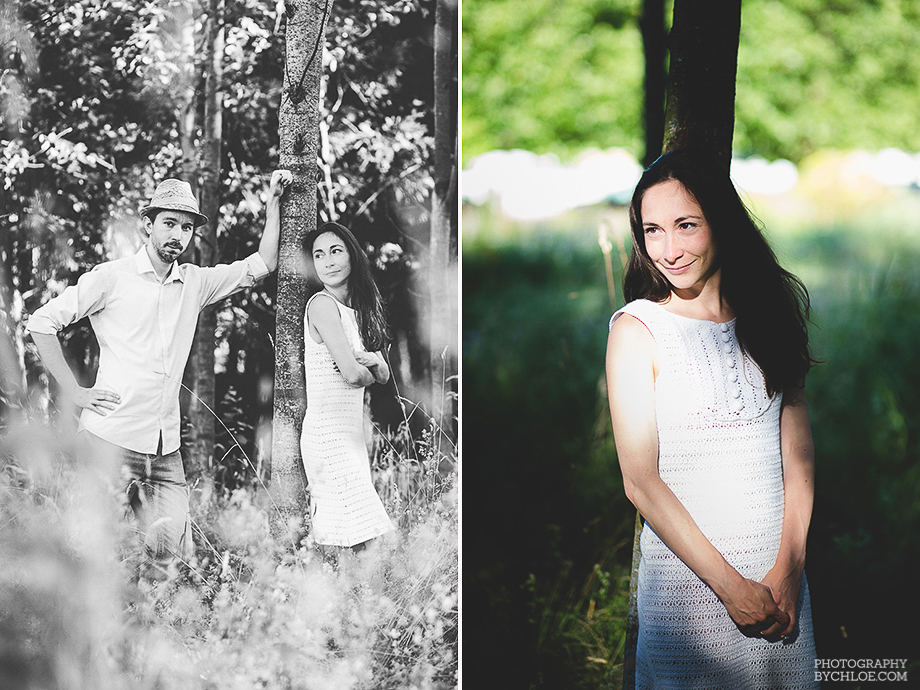 Engagement session original photographe reportage strasbourg bas