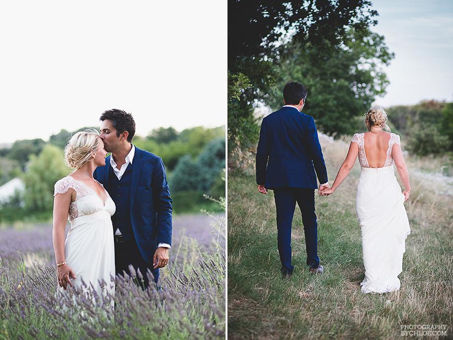 photographe reportage mariage fun domaine de sarson provence dro