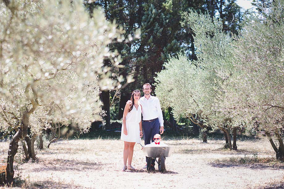 Photographe reportage famille naturel original provence drome