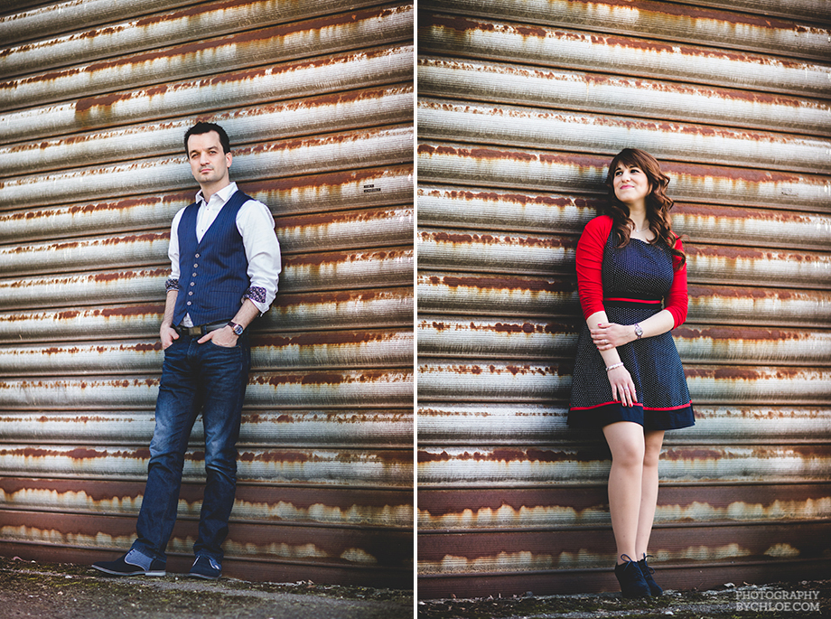 photographe reportage mariage engagement session industriel urba