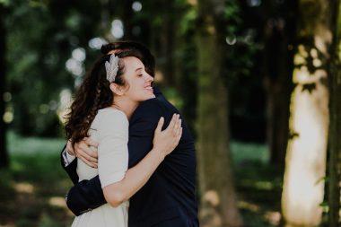 Mariage champêtre en Alsace