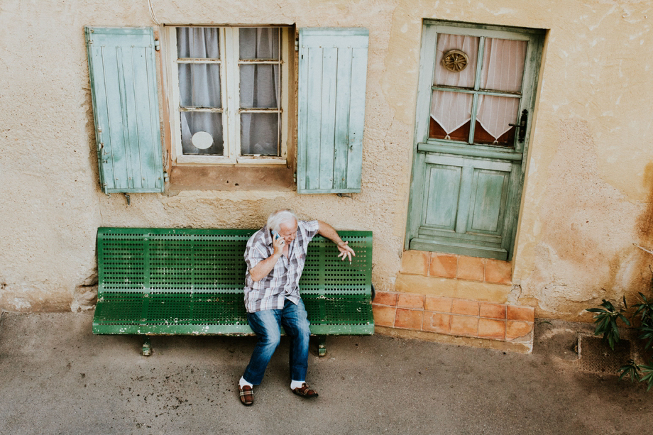 Photographe mariage provence drome reportage provence maussane l
