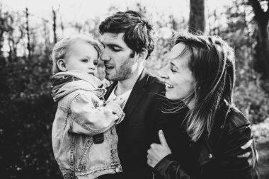 Séance photo famille champêtre