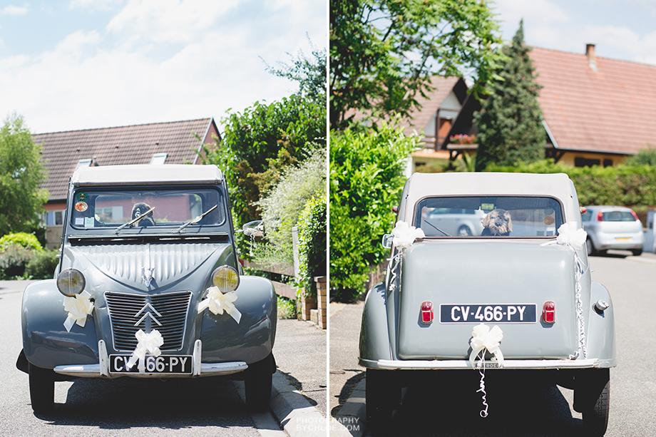 Photographie mariage reportage Château de Thanvillé Alsace